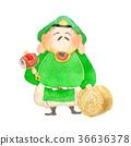 daikokuten, the god of wealth, god 36636378