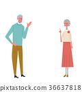 老人 年老 老年人 36637818