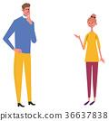 夫婦夫婦例證 36637838
