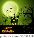 halloween castle bat 36639118