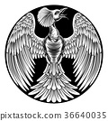 Phoenix Fire Bird Design 36640035