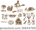 bakery vector illustration 36644769