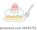 cake, cakes, shortcake 36645752