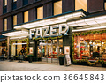 Helsinki, Finland. Famous Confectionery Fazer On 36645843