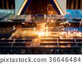 Laser cutting machine 36646484