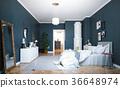 室内装饰 房间 家具 36648974