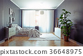 室内装饰 房间 家具 36648975