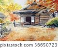 秋天的茶館秋天秋天留下手寫的Toya 36650723