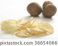 감자 칩 36654066