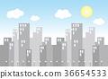 벡터, 빌딩, 건물 36654533