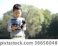 無線電遙控模型 孩子 小孩 36656048