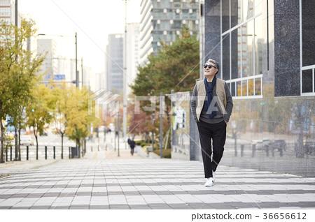 男人,韓國人,生活 36656612