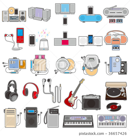 appliance, electronic, music 36657426