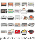 appliance, electronic, cookware 36657429