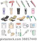 各種電器/健康的插圖 36657440