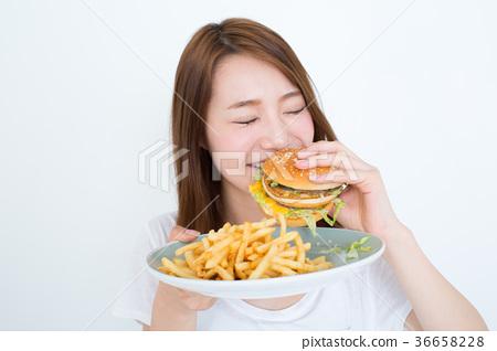 女性飲食 36658228