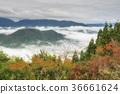 Takeda Castle Ruins. Asago City, Hyogo 36661624