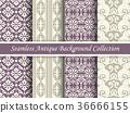 紫色 紫 古董 36666155