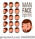 face emotion man 36666698