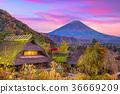 Mt. Fuji Japan 36669209
