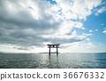 แท่นบูชา ศาล,ชิกะ,ทะเลสาปบิวะ 36676332