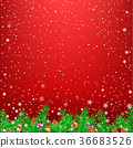 雪 圣诞节 圣诞 36683526