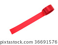 빨간 리본 36691576