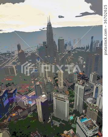 馬來西亞風景 36702625