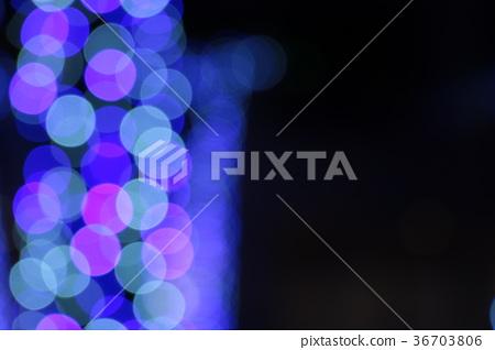 背景虛化、大光圈背景素材bokeh loop effect 36703806
