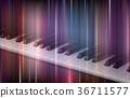 鋼琴 音樂 樂譜 36711577