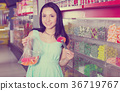 girl, chocolates, candies 36719767