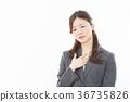 事業女性 商務女性 商界女性 36735826