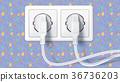plug, power, cable 36736203