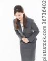 事業女性 商務女性 商界女性 36736402