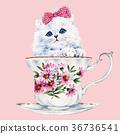 動物 毛孩 貓 36736541