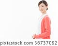 여성, 의료, 간호사 36737092