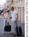 tourism tired traveler family holidays 36737961