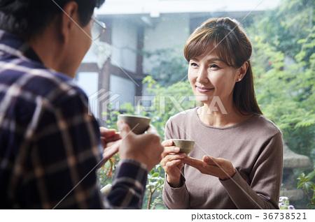 부부,남편,아내,데이트 36738521