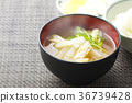 miso soup japanese 36739428