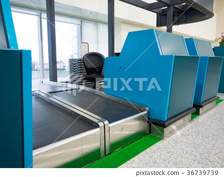 機場內的櫃台 36739739