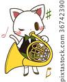音樂 樂譜 動物 36742390