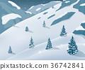 tree, winter, snow 36742841