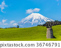【靜岡縣】富士山和茶園 36746791