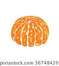 mandarin orange, mikan, citrus fruits 36748420