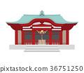 神社 36751250