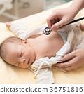 體格檢查 嬰兒 寶寶 36751816