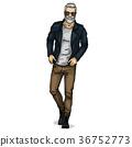 clothing fashion male 36752773