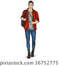 clothing fashion male 36752775