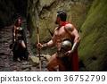 man, warrior, Spartan 36752799