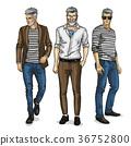 clothing fashion male 36752800